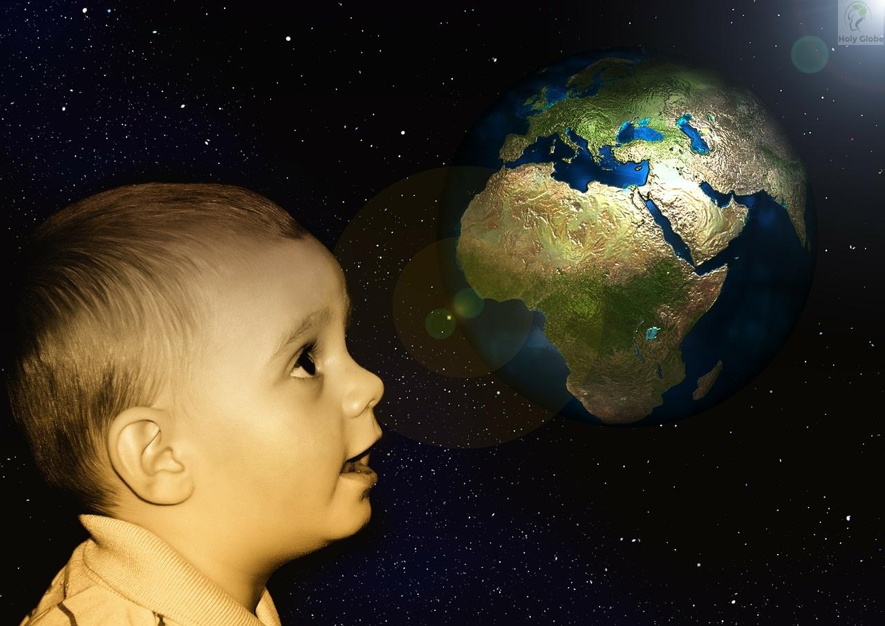 children-earth
