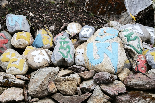 mantras-on-rocks