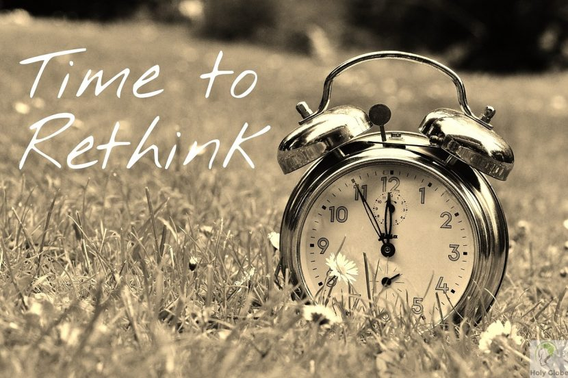 rethink time